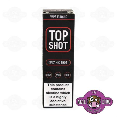 Top Shot 20mg Nicotine Salt