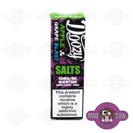 Apple and Grape Blast Doozy Salts