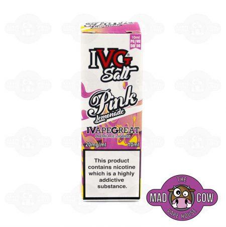 Pink Lemonade IVG Salts