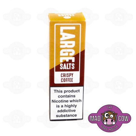 Crispy Coffee Salt by Large Juice Co.
