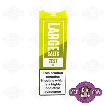 Zest Pest Salt by Large Juice Co.