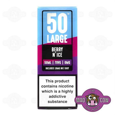 Berry N'Ice by Large Juice Co.