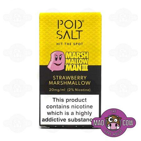 Strawberry Marshmallow Salt by Pod Salt