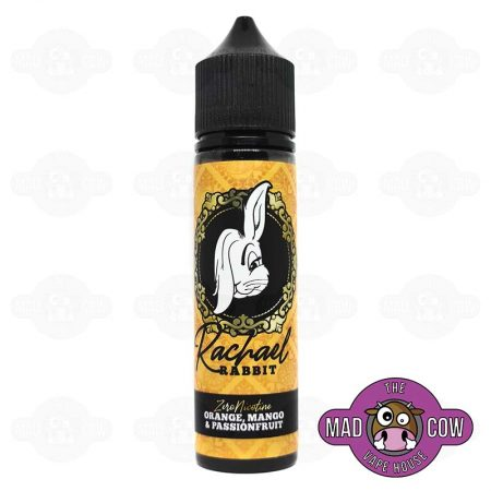 Orange, Mango & Passionfruit E-Liquid by Rachael Rabbit