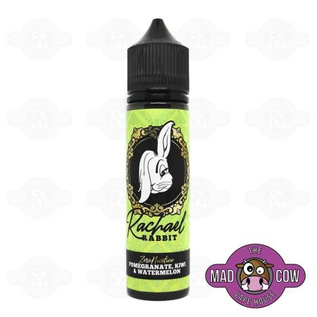 Pomegranate, Kiwi & Watermelon E-Liquid by Rachael Rabbit