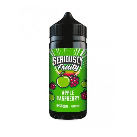 Apple Raspberry, Seriously Fruity