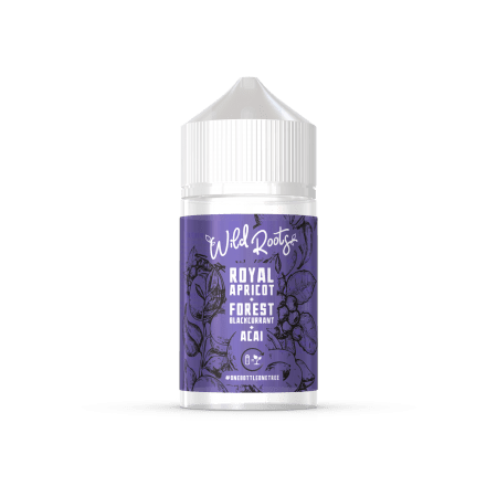 Royal Apricot, Forest Blackcurrant, Acai by Wild Roots
