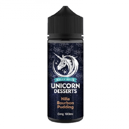 Nilla Bourbon Pudding, Unicorn Desserts