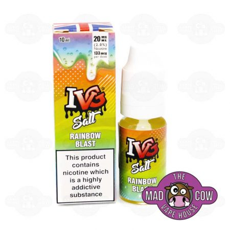 Rainbow Blast IVG Salts