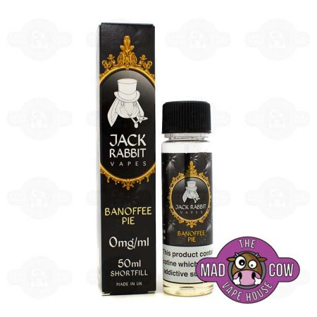 Banoffee Pie by Jack Rabbit Vapes