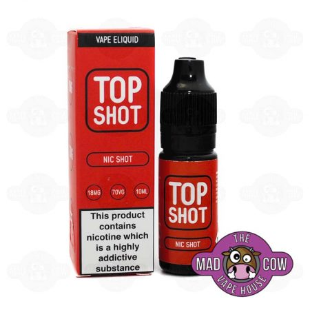 Top Shot 18mg Nicotine Booster
